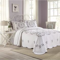 Classic Bedding, Quilted Bedspreads, Queen, Quilt Sets, Bed Spreads, Decoration, Bedding Sets, Chic Bedding, Luxury Bedding
