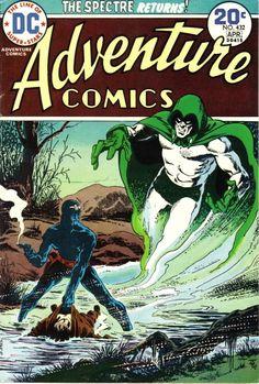 Adventure Comics, No.432