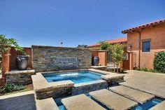 Real Estate Photography, San Luis Obispo, Santa Barbara, Fountain, Mansions, House Styles, Tub, Outdoor Decor, Homes
