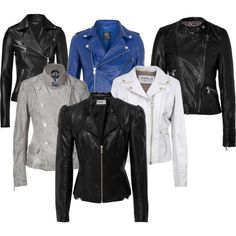 leather jackets! Can never have too many.