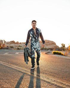 Austin Mahone stylish