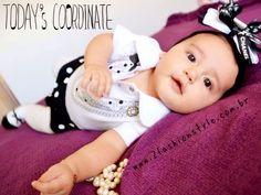 Lookinho baby Chanel | Mamãe Plugada