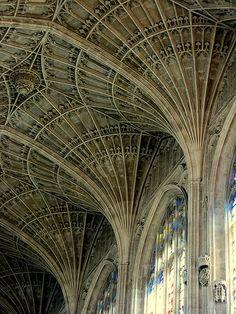 Bosque gótico  gotische architectuur
