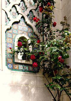 Islamic Architecture,Iran http://www.designhome.ae/category/architecture_design/