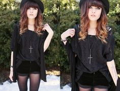 Over my dead body #71 (by Sabina Olson) http://lookbook.nu/look/4666451-Over-my-dead-body-71