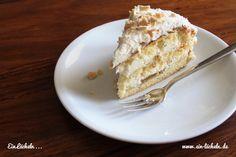 """Das #Dankebitte-#Brot """"FeigeNuss"""" wird zu einer leckeren Feigen-#Kokos-#Torte... Der leckere #Biskuit ist von Anja aus unserer #Brotbackmischung gebacken wurden."""