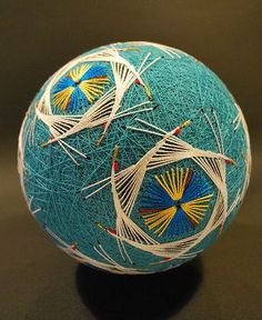 temari balls | temari-balls | Temari | Pinterest