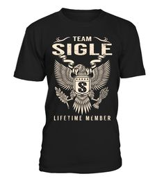 Team SIGLE Lifetime Member