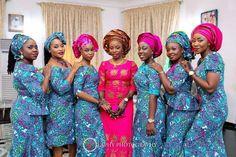 Throwback for daaayyyssssss.  @billsss__ and her giirrrlllsss!!! . @lbvmakeovers @laphyphotography Event by @maitre_d_events Talk about evergreen!!  #ThrowbackTeusday #TBT #WeddingPlanner #EventPlanner #EventManager #Girls #BridetoBe #NowaMum #BlackandWhite #AsoEbiBella #SquadGoals #Goals #Pink #AsoEbi