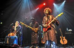 Rebel Music: The Tuareg Uprising in 12 Songs by Tinariwen : The New Yorker