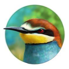 The Master And Margarita, Bee Eater, Friday Feeling, Quick Sketch, Illustrator, Birds, Artist, Animals, Twitter