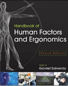 ERGONOMÍA (Hoboken : Willey, 2012). Disponible en nuestra base de datos EBRARY previo logueo en Ulima.