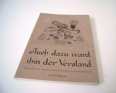Ratgeber von Gerda Wurster Ernährungsgewohnheiten von mele-pele auf DaWanda.com
