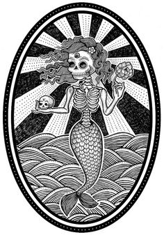 la sirena by xbabayagax, via Flickr