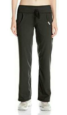 """Head """"Dance About"""" Cargo pants NWt size large color black. 90% Polyester, 10% Spandex. Imported. Machine Wash. 90 percent polyester, 10 percent spandex. Stretch woven pull on pant. Elastic flat draw cord. Head Pants Track Pants & Joggers"""