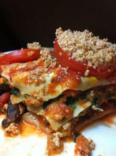 Engine 2 Raise The Roof Sweet Potato Vegetarian Lasagna Recipe - Low-cholesterol.Food.com