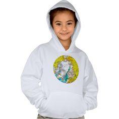 VINTAGE WORLD MAP Hanes ComfortBlend® Hoodie Hooded Sweatshirt #forkids #hoodie #map #gayriot  #zazzle http://zazzle.com/vintage_world_map_hanes_comfortblend_hoodie_tshirt-235310567641012128?rf=238202880278685137