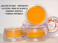 BEAUTICIAN. STELA: ,,BALSAM DE BUZE - REPARATOR'' (cu: catina, miere ... Natural Makeup, How To Make, Cara Makeup Natural, Natural Make Up, No Makeup Looks, Natural Makeup Looks, Natural Eye Makeup