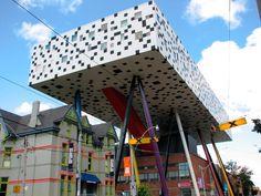 escola de design toronto arquitetura
