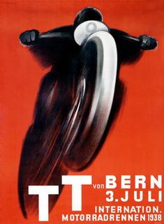 vintage motorcycle posters - Google Search