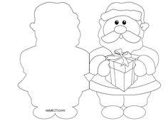 Altro materiale correlatoBiglietto con Babbo Natale da colorareBiglietti Natale – Babbo Natale con regaliBiglietti Natale da colorare – Angelo cuoreBiglietto di Natale con candela da colorareBiglietti di Natale in inglese – Babbo NataleBiglietti di Natale – Babbo NataleBiglietti di Natale con Babbo Natale 1Babbo Natale da colorareBiglietto di Natale con candelaBiglietti da stampare – Babbo … Christmas Cards Drawing, Diy Christmas Cards, Christmas Colors, Christmas Decorations, Christmas Ornaments, Christmas Worksheets, Christmas Activities, Christmas Printables, Cloth Flowers