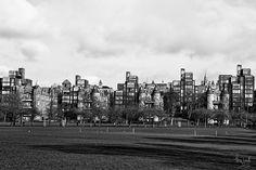 https://flic.kr/p/F6ZjDh   Quartemile - The old Edinburgh Royal Infirmary just off the Meadows.