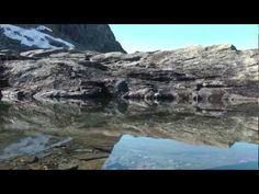 Norway  -  Ice, fire, mountains, glaciers and sun