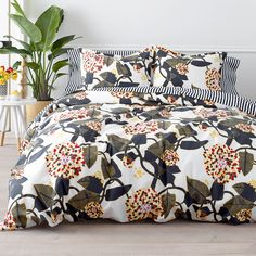 by marimekko bedding weiss categories grey linen ambiente duvet textiles the cover home grau white bed tasaraita