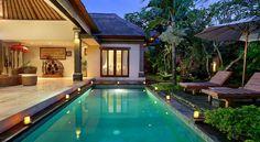 Классные и недорогие виллы на Бали