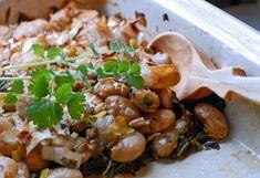 Παραδοσιακή Ηπειρώτικη συνταγή: όσπρια και χόρτα – το πεντανόστιμο- (βήμα-βήμα με φώτο) – Timeout.gr