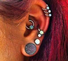 """Résultat de recherche d'images pour """"ear piercing"""""""