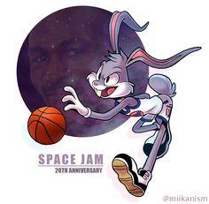 9b03e80e93c3 A lil late but Happy 20th to Space Jam! Space Jam