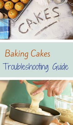 Cake Baking: Troubleshooting Guide - Sugared Productions Blog