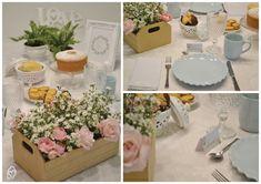 CDAinspira: mesa de café da manhã para o dia das mães
