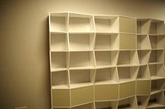 Details of imotiu custom bookshelf