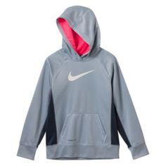 Nike Therma-FIT Hoodie- Girls