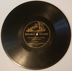 They Were All Doing the Same Collins and Harlan 78 RPM Monarch Record # 2157 (#2241) by CherishedAgain on Etsy