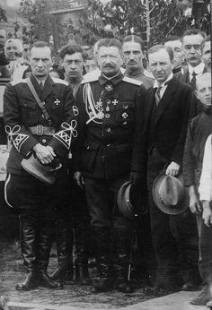 А.В. Колчак на Китайской Восточной железной дороге. 1917 год