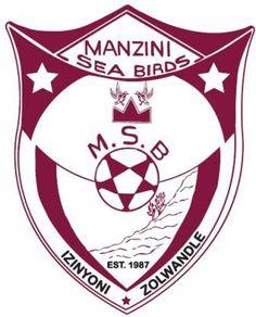 1987, Manzini Sea Birds F.C. (Manzini, Swaziland) #ManziniSeaBirdsFC #Manzini #Swaziland (L13248)