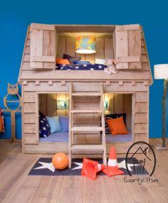 10 fabulous boys house beds - Boy Bed Frames
