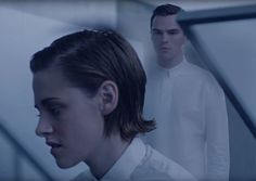 Kristen Stewart And Nicholas Hoult Are Caught In A Doomed (And Stylish) Romance In The 'Equals' Trailer