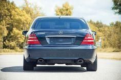 2000 Mercedes-Benz S600L Ex Sir Elton John - Silverstone Auctions