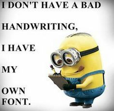- Minion Quote Of The Day, minion quotes - Minion-Top funny Minions captions PM, Sunday December 2016 PST) – 40 pi. - Minion Quote Of The Day, minion quotes - Minion- Funny Minion Pictures, Funny Minion Memes, Crazy Funny Memes, Minions Quotes, Really Funny Memes, Funny Facts, Haha Funny, Top Funny, Minions Pics