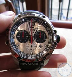 Hands-on with the Chopard Superfast Chrono Porsche 919 Jacky Ickx Edition  #Chopard #luxury #watches #Handson #Porsche