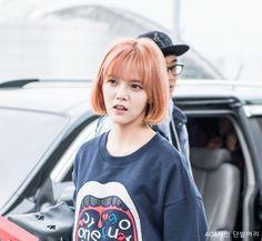♡ AOA 지민 머리 스타일/ 사진 모음 ♡ : 네이버 블로그