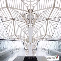 WORLD UNION PORTUGAL   Photographer: @diografic  Location: Gare do Oriente Lisboa  Image selected by: @teresavnbb  Tag your best images #wu_portugal for the opportunity to be featured in our gallery and follow our account @wu_portugal.  All features also in our Facebook and Twitter accounts:  http://www.facebook.com/worldunionportugal  http://www.twitter.com/wu_portugal  by wu_portugal