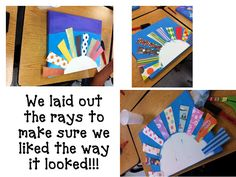 Oh Boy It's Farley: great day, project, & Smore Art For Kids, Crafts For Kids, Arts And Crafts, Kid Art, Class Projects, Art Projects, 4th Grade Art, Collaborative Art, Primary School