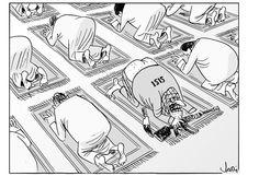 de kracht van cartoons - Pagina 77