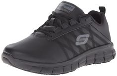 Skechers for Work Women's 76576 Sure Track Erath Athletic Lace Work Boot ** Check out the image by visiting the link.