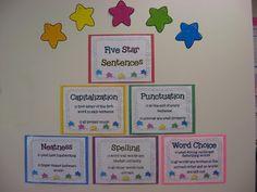 5 Star Sentences
